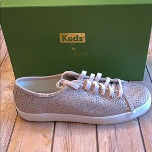 eb0bc0978f5 Keds Shoes - KATE SPADE KEDS KICKSTART SHIMMER ROSE GOLD SHOES